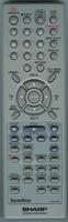Пульт Sharp 076ROJJ080