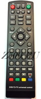 Пульт DVB-T2+TV (универсальный)