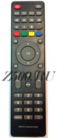 Пульт DVB-T2+3 (универсальный)
