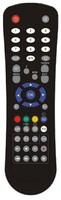 Пульт Globo для ресивера Globo 7310L 2CX (GI S2026)