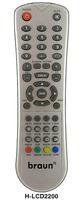 Пульт DEX LT-1501 (LT-1502, LT-22E1F, LT-2407, LT-2607, LT-3201, LE-2200)