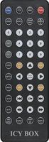 Пульт Icy Box IB-MP303S-B