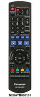 Пульт Panasonic N2QAYB000151