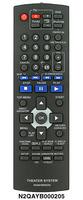 Пульт Panasonic N2QAYB000205 (N2QAYB000209)