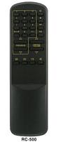 Пульт Rubin RC-500 (без телетекста)