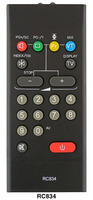 Пульт Telefunken RC-1123 (TC-1123, RC834)
