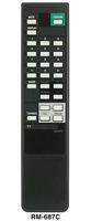 Пульт Sony RM-687C (RM-687B)