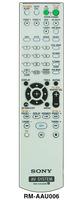 Пульт Sony RM-AAU006