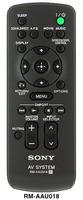 Пульт Sony RM-AAU018