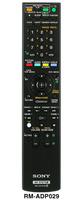 Пульт Sony RM-ADP029