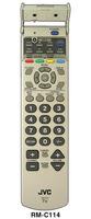 Пульт JVC RM-C114 (RM-C115)