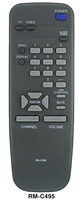 Пульт JVC RM-C495