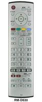Пульт Panasonic RM-D630 (универсальный)