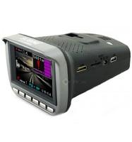 Видеорегистратор с радар-детектором Subini STR-845RU