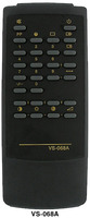 Пульт GoldStar VS-068A