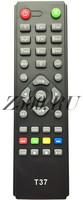 Пульт Huayu 73T (для ресиверов D-Color и World Vision)